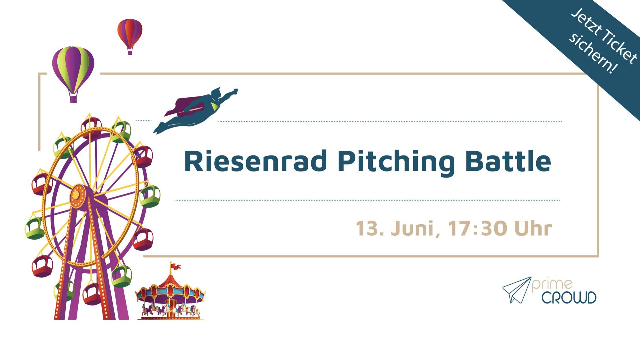 Bildschirmfoto 2019 05 29 um 14.43.46 - Save the date: primeCrowd Riesenrad Pitching Battle
