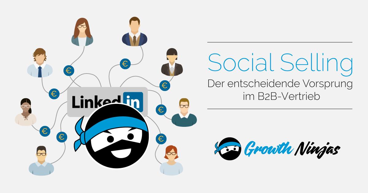 GN Whitepaper Social Selling v1 - Social Selling - Der entscheidende Vorsprung im B2B-Vertrieb