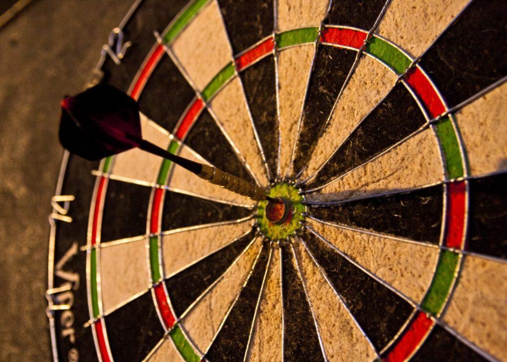 Bullseye 1024x731 - Wachstum durch die 19 Traction Channels: Bullseye Approach