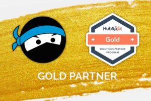 Hubspot Gold Partner Growth Ninjas
