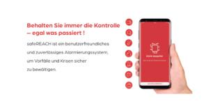 safereach App 300x155 - Kunde im Fokus - SAFEREACH