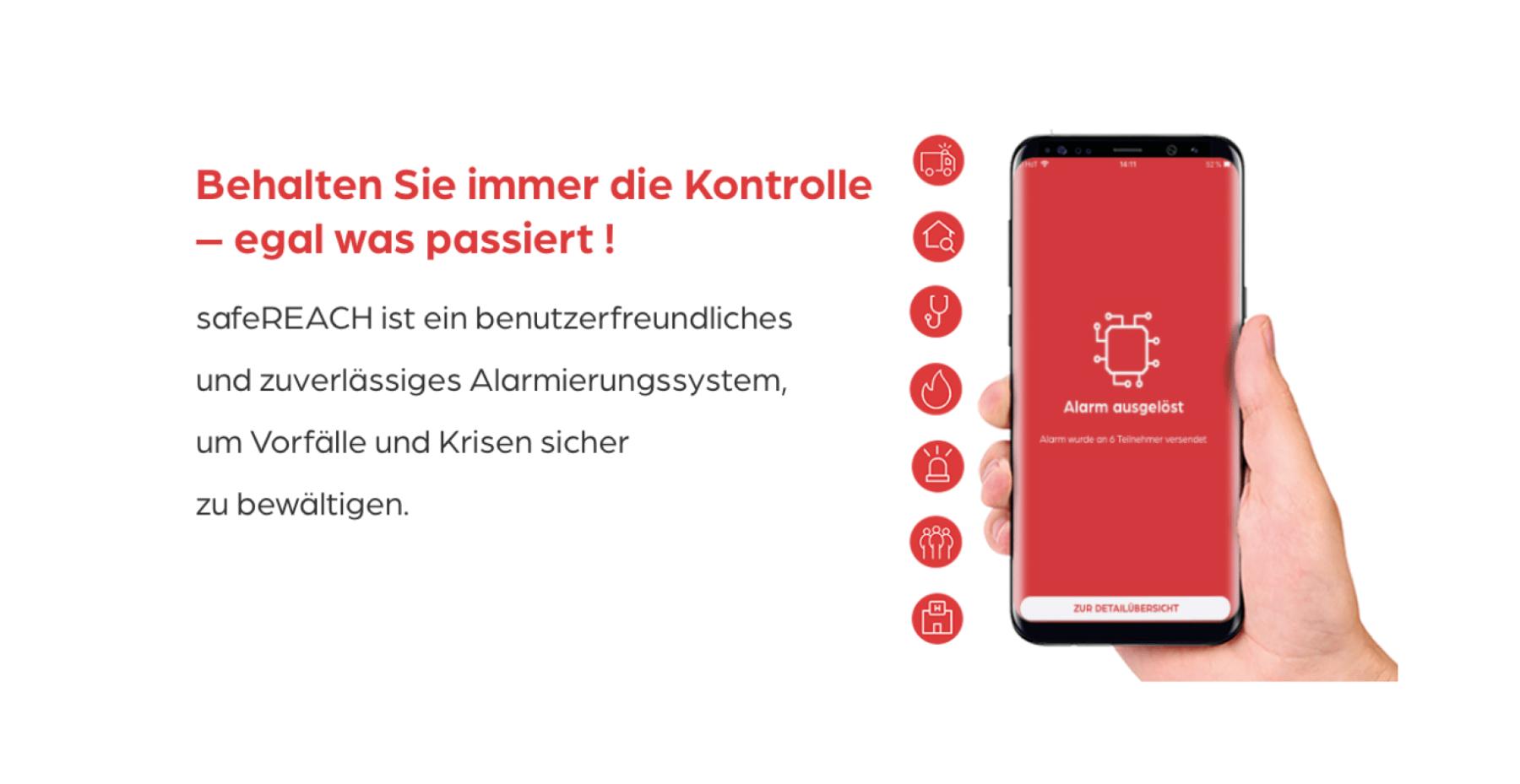 safereach App e1602591635161 - Kunde im Fokus - SAFEREACH