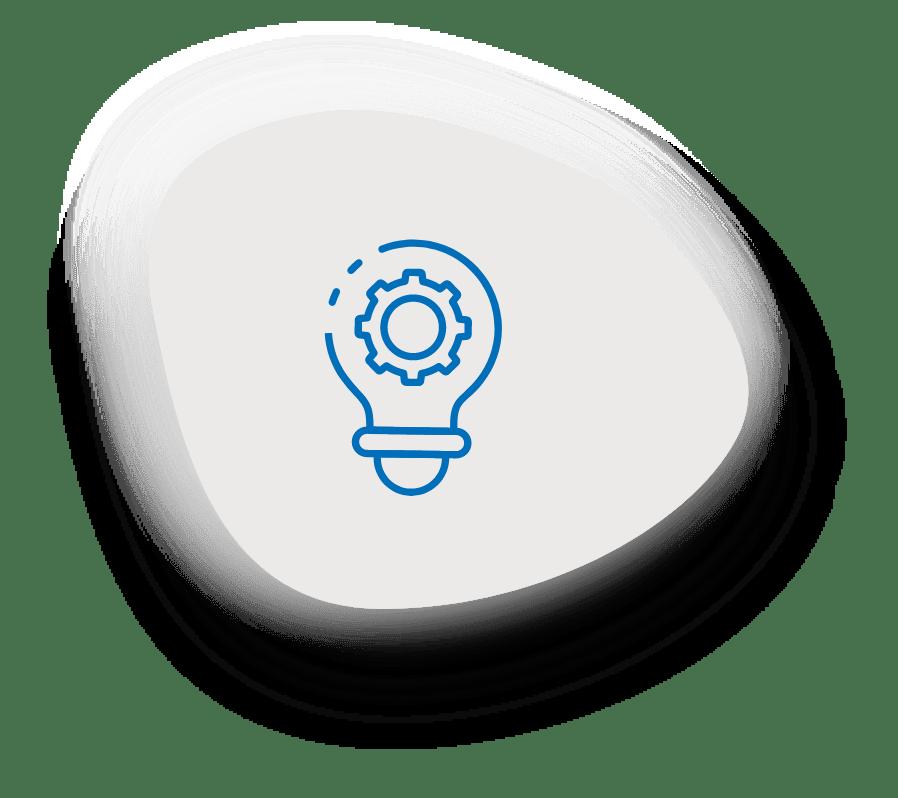 Icon Schwerpunkt Digitale Strategien