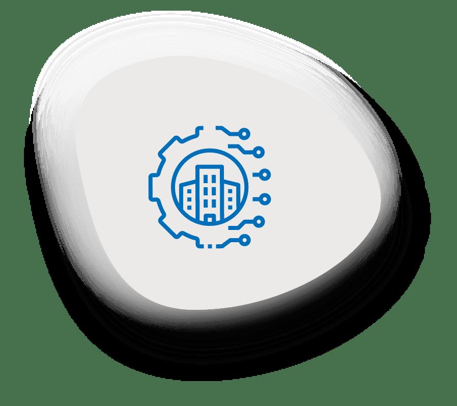 Icon Schwerpunkt Digitale Transformation
